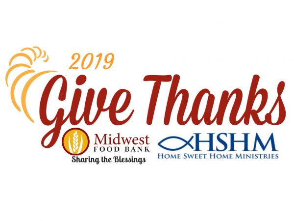 Give Thanks Feeds Thousands This Thanksgiving